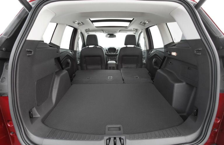 2017 Ford Escape Cargo Space