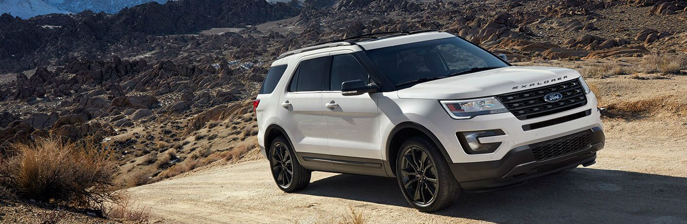 2017 Ford Explorer Savannah, GA