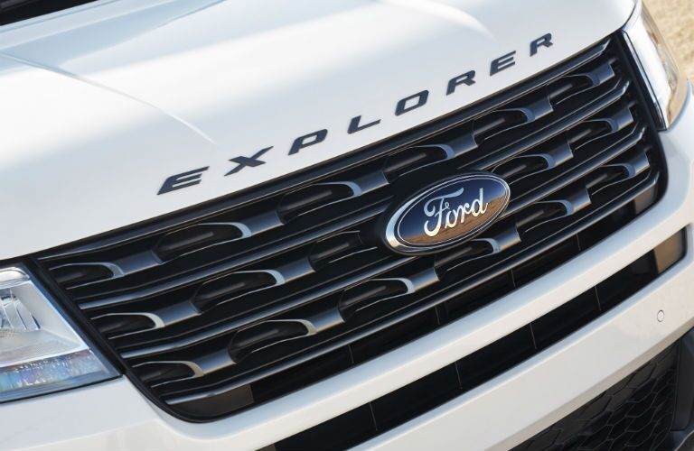 Explorer name plate is one of the most respected in the Automotive community
