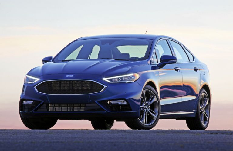 All-wheel drive offered with certain 2017 Fusion trims