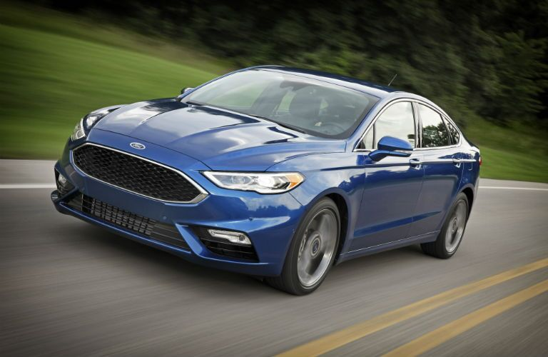 New 2017 Fusion receives a number of tech upgrades for new year