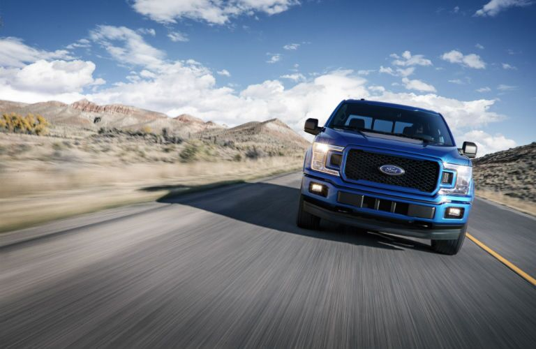 2018 F-150 remains one of the smoothest trucks on the road
