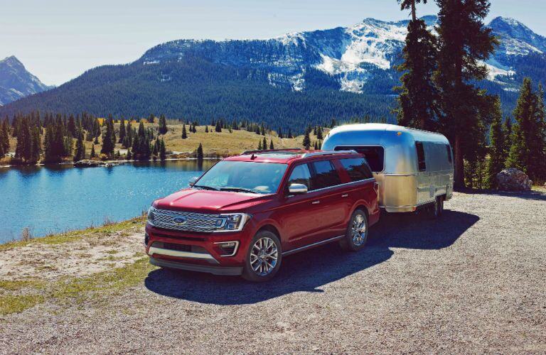 2018 Expedition gets higher towing capacity