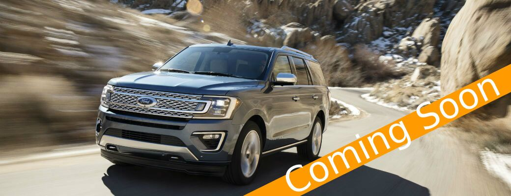 Reserve the 2018 Ford Expedition near Savannah, GA
