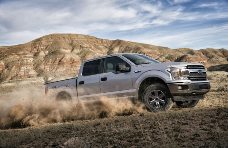 High-strength aluminum frame continued in 2018 F-150
