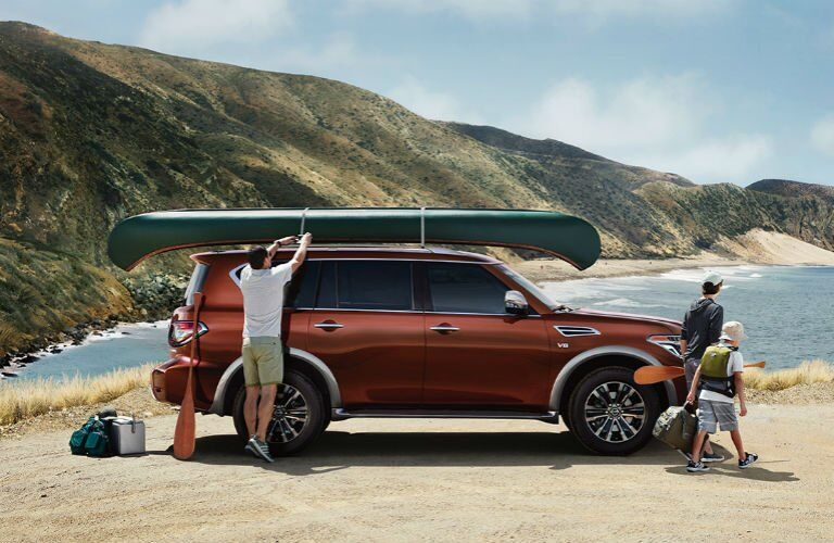 Nissan award winners 2017 Armada SUV