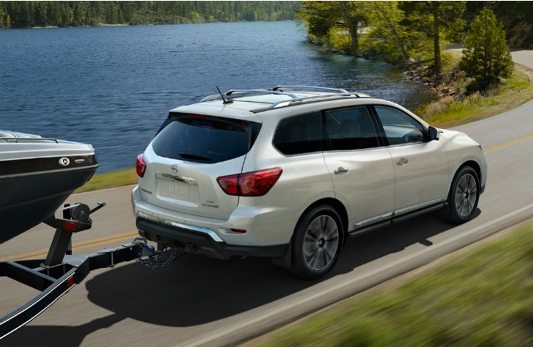 2017 Nissan Pathfinder Michigan City IN