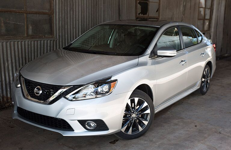 2017 Nissan Sentra Chesterton IN Exterior Features