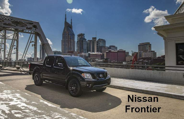 Midnight Edition 2018 Nissan Frontier