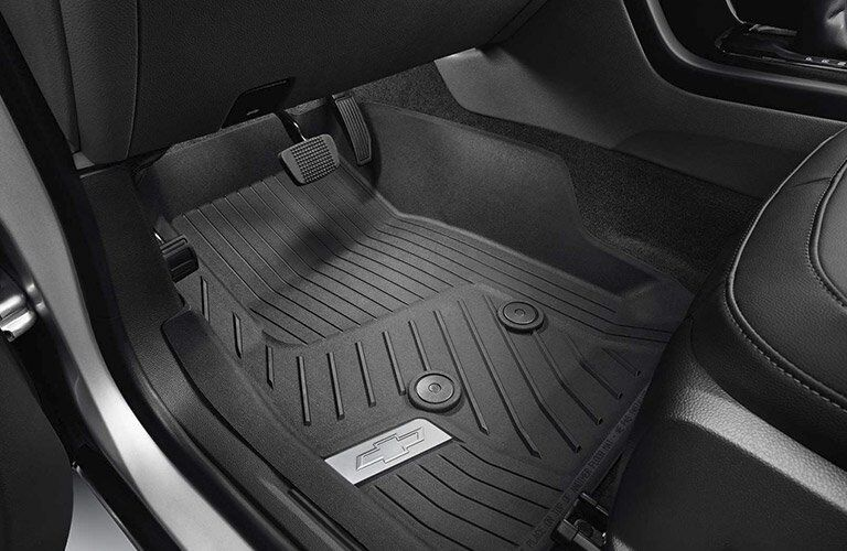 2017 Chevy Colorado front mat