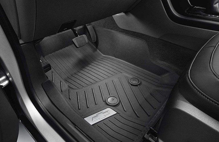 2017 Chevy Colorado Front Mat