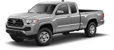 Rent a Toyota Tacoma in NYE Toyota