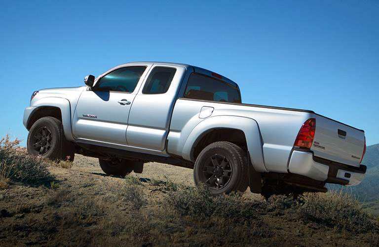 Exterior view of 2014 Toyota Tacoma