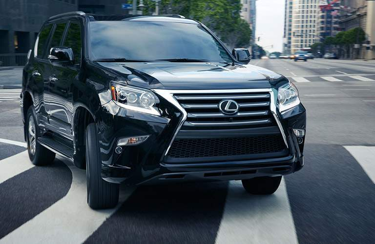 Front view of 2016 Lexus GX