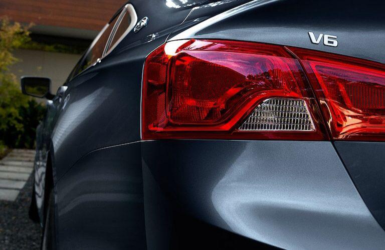 2018 Chevy Impala rear taillight