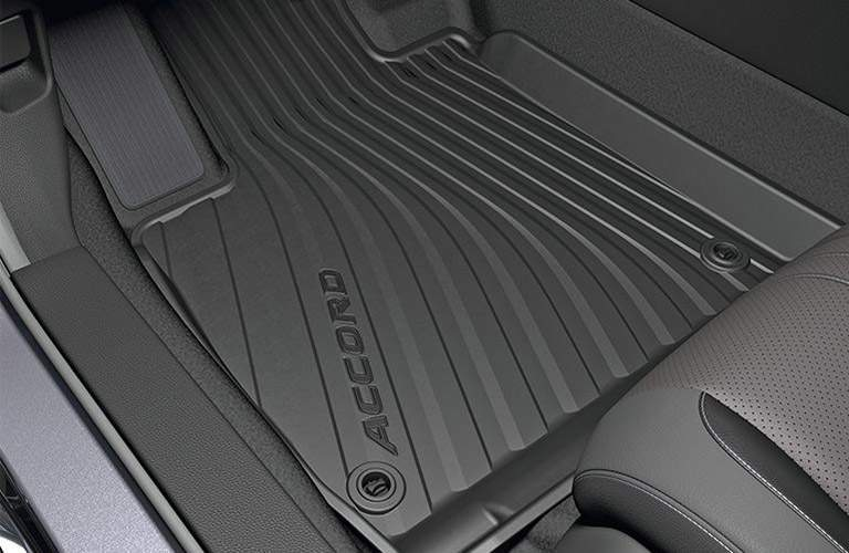 2018 Honda Accord floor mat