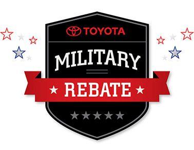 Military Rebate Qualification