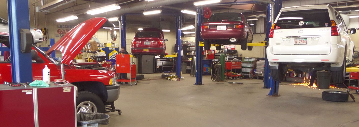 Lucchetti's Complete Auto Center
