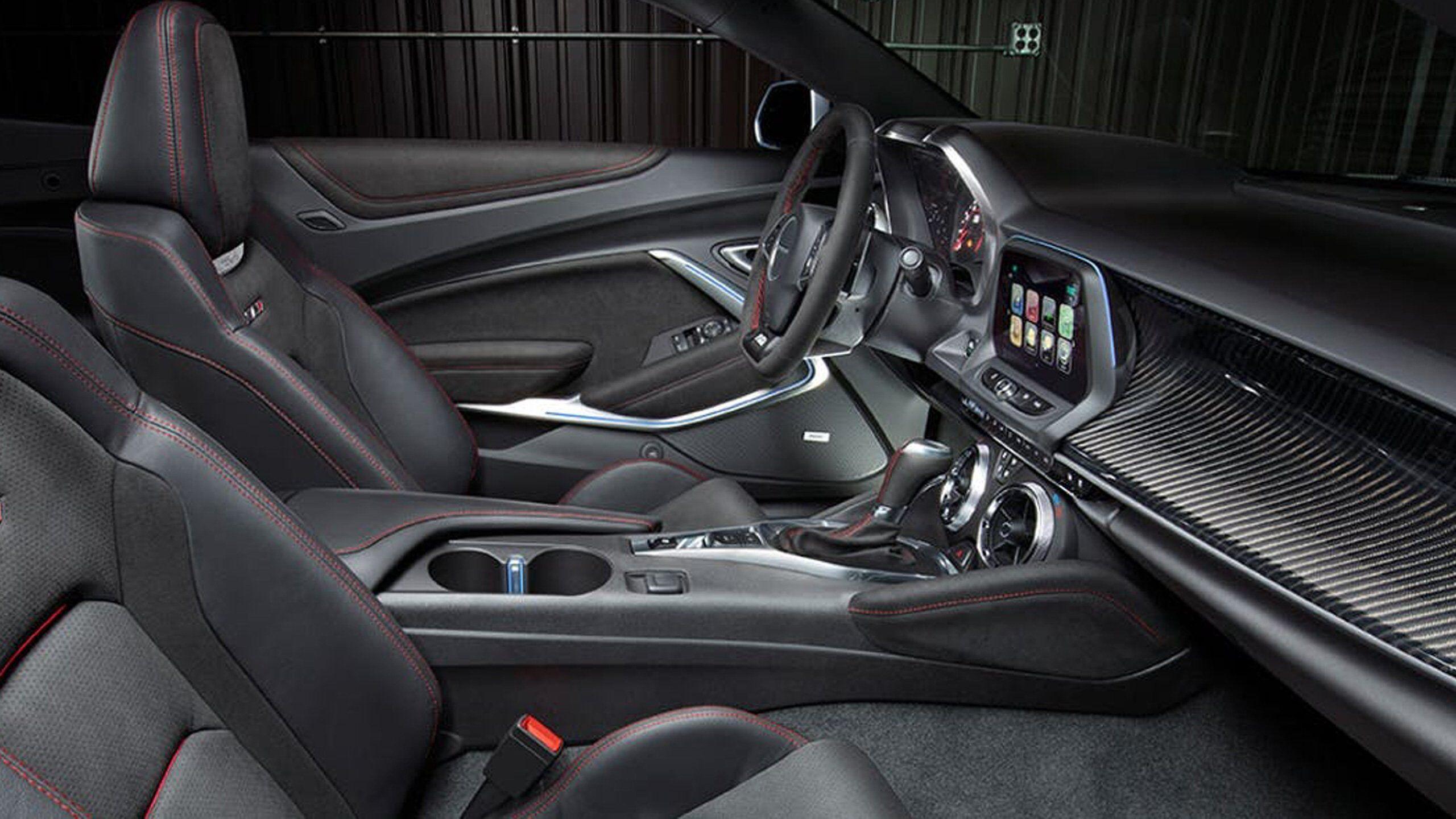 2017 Camaro ZL1 Interior