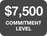 $7,500 Commitment Level