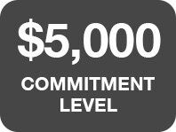 $5,000 Commitment Level