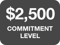 $2,500 Commitment Level