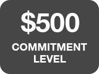 $500 Commitment Level