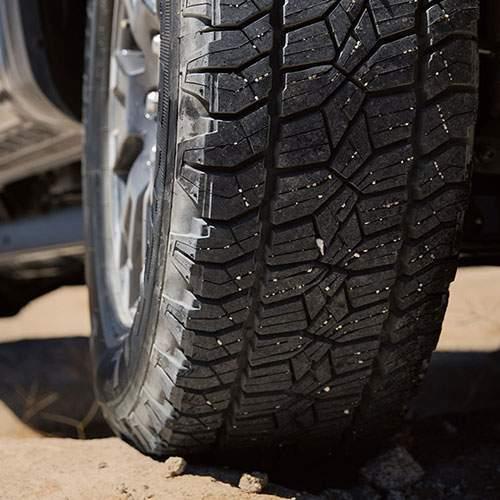 Titan XD off-road tires