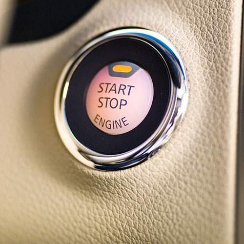 Altima Push-button ignition