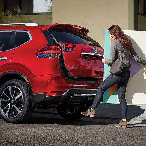 Rogue Motion Activated Liftgate