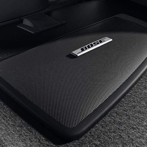 Sentra Bose® Premium Audio System