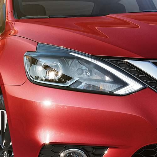 Sentra Smart Auto Headlights