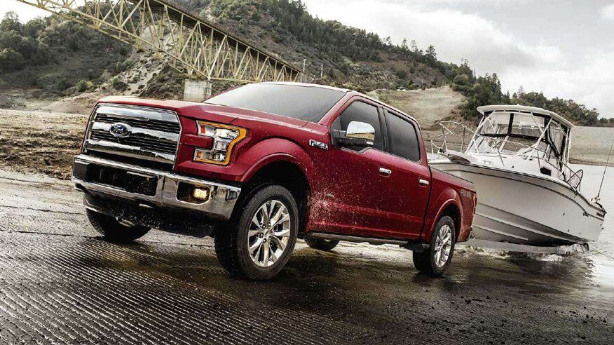 2017 Ford F-150 Performance