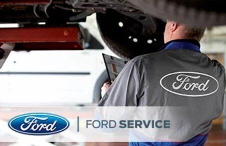 Ford Service department