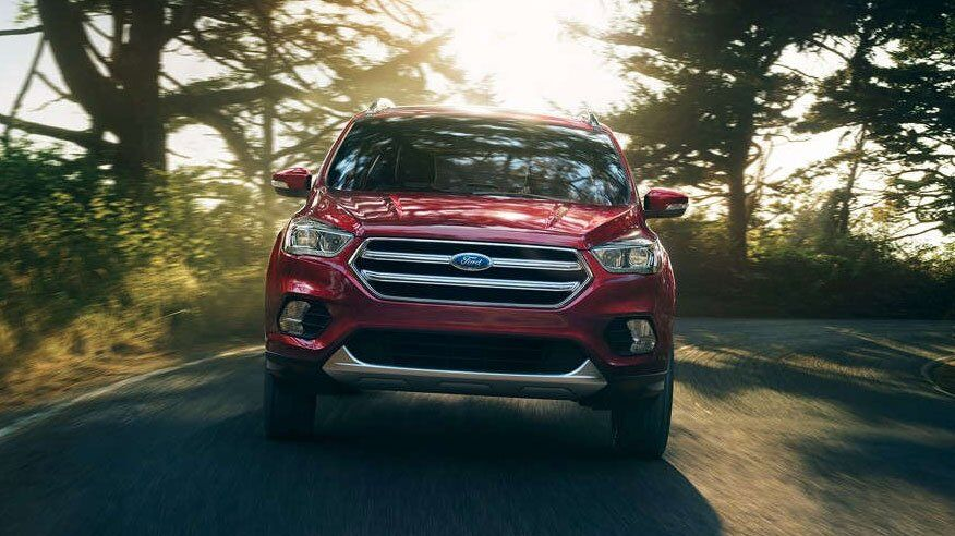 2017 Ford Escape Technology