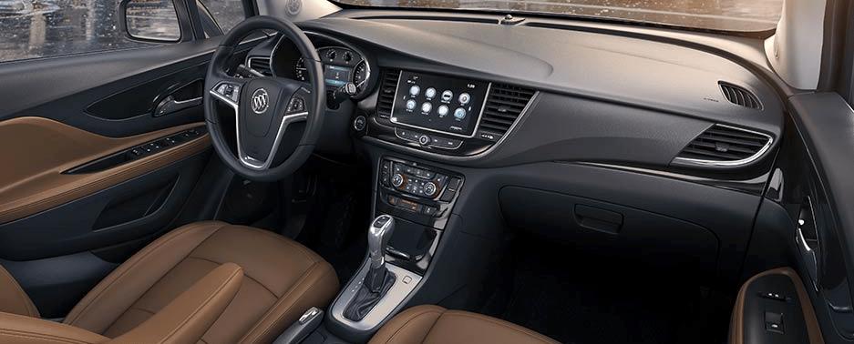 2017 Buick Encore Interior