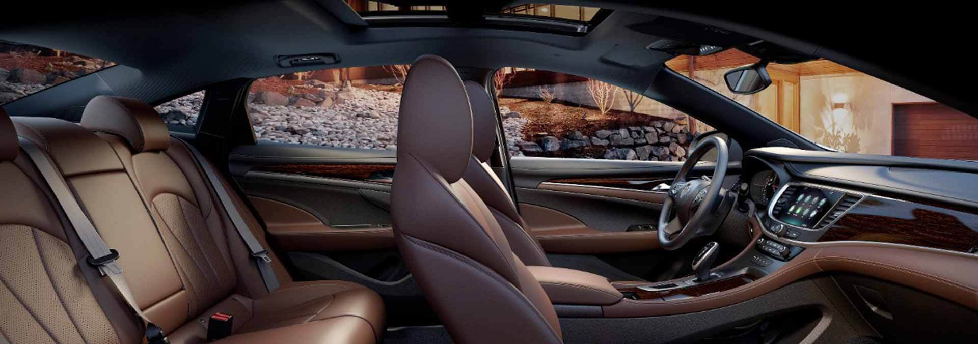 2018 Buick Lacrosse Interior