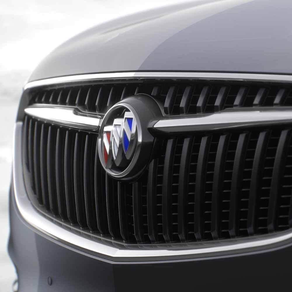 2018 Buick Envclave Exterior Features