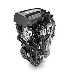 2018 GMC Terrain Engine