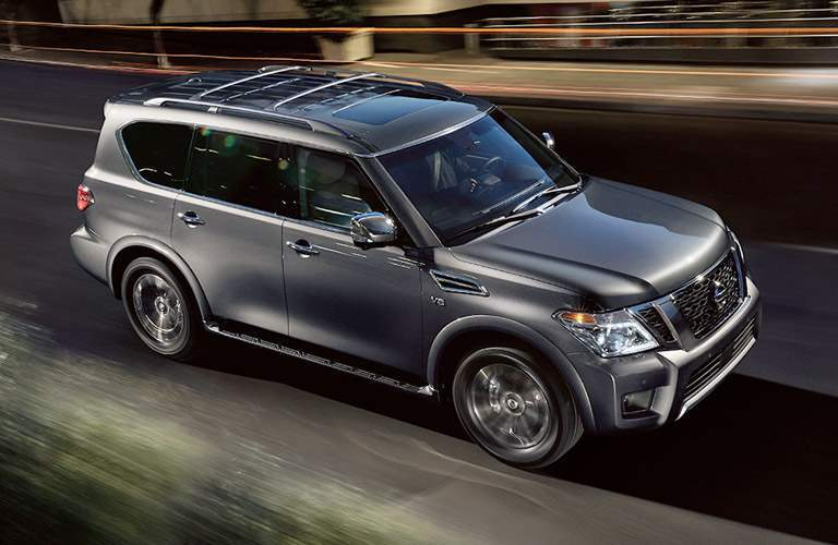 Nissan Armada Model Research