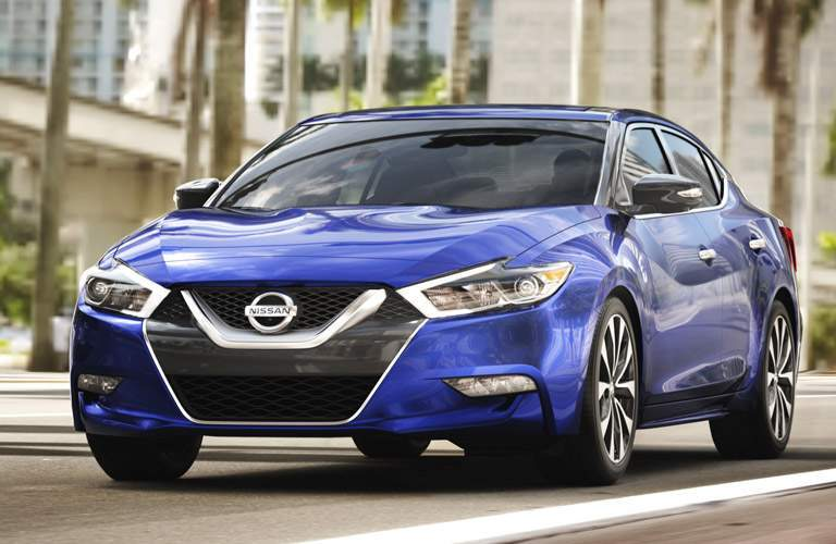 2017 Nissan Maxima features