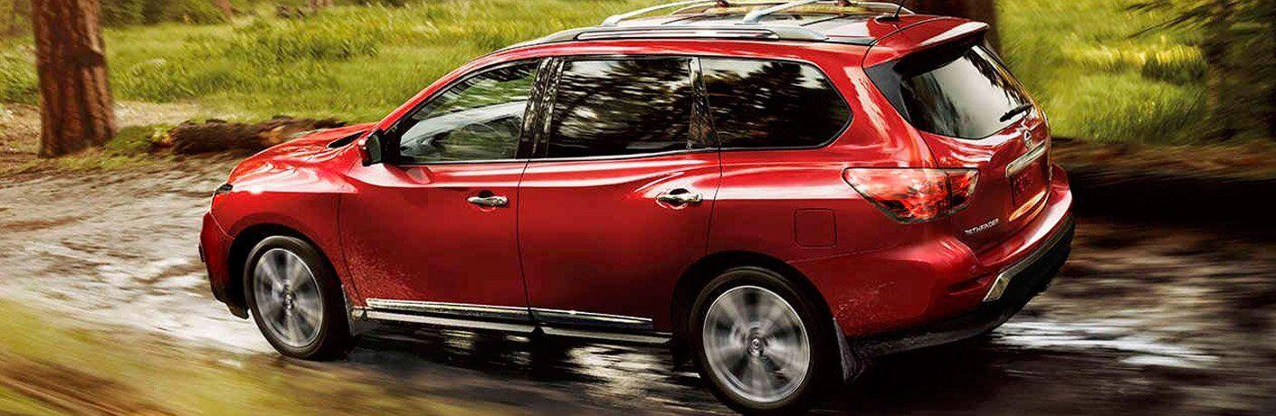 2017 Nissan Pathfinder Guam