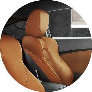 2017 370Z Seats