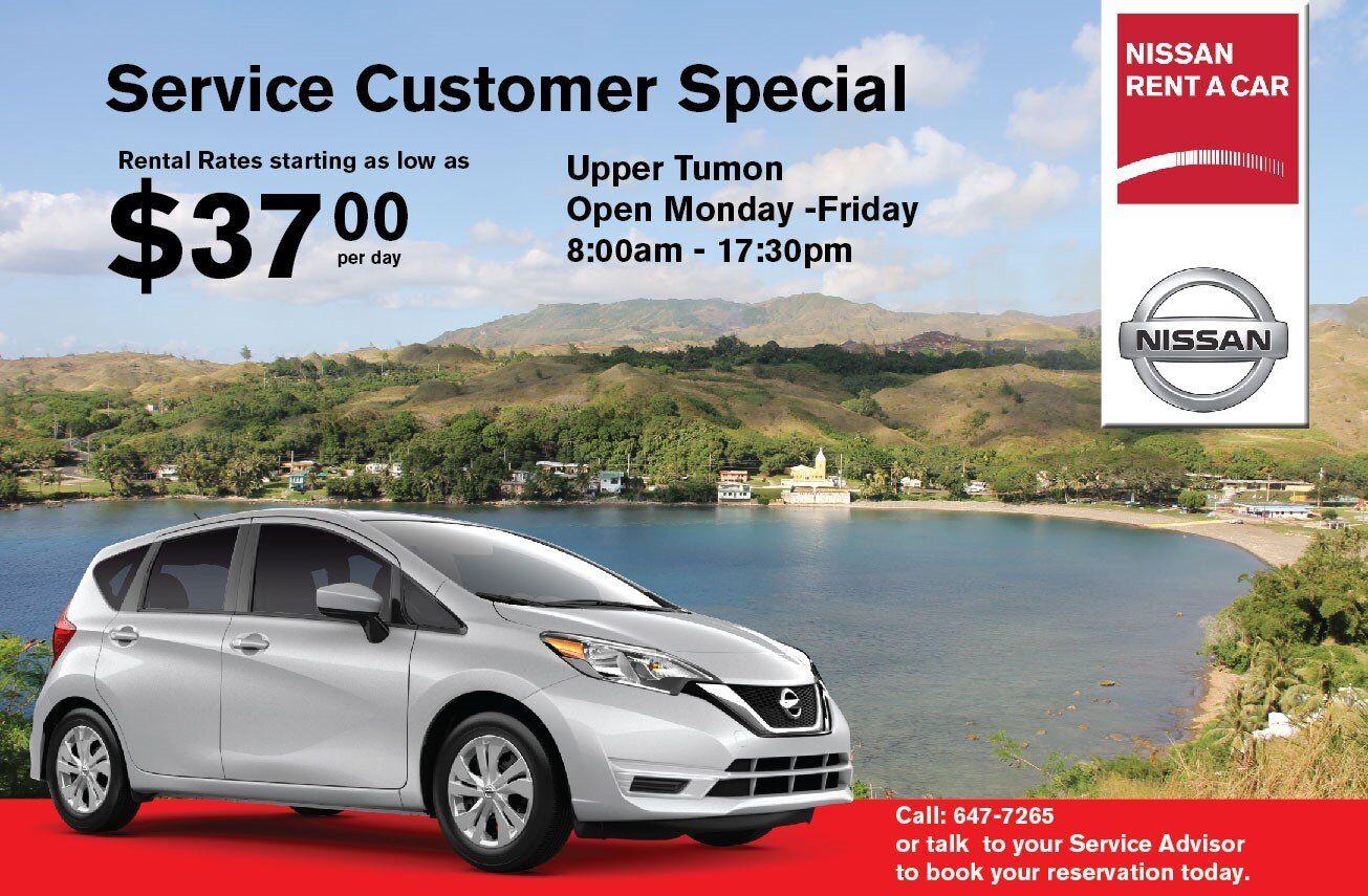 Tamuning Guam Nissan Dealership Nissan Motor Corp In Guam