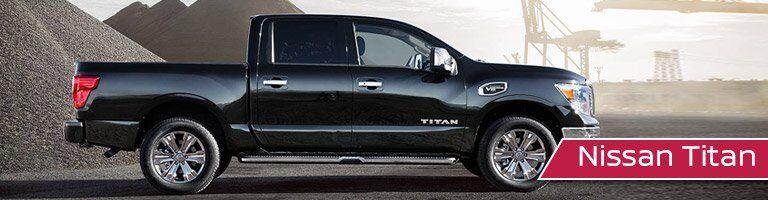 New NIssan Titan Guam