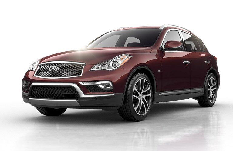 INFINITI QX50 Model Research