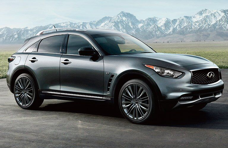 INFINITI QX70 Model Research