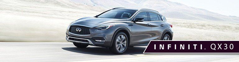 You may also like the 2017 Infiniti QX30