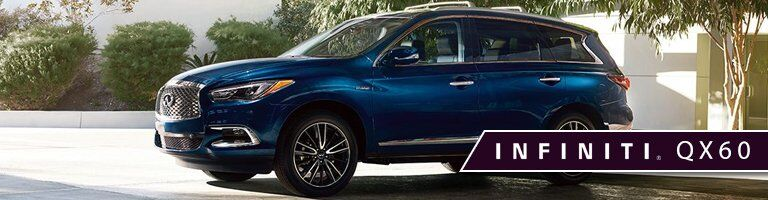 You may also like the 2017 INFINITI QX60