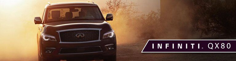 You may also like the 2017 Infiniti QX80